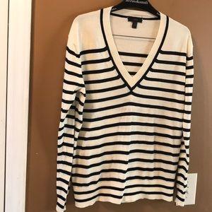 JCrew sweater.